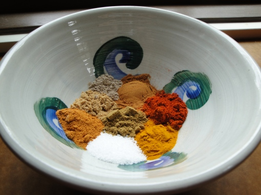 Love the color in this spice mix